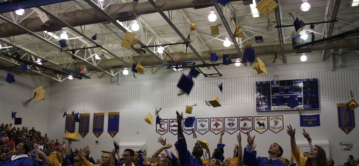 West Muskingum Class of 2017 Graduation