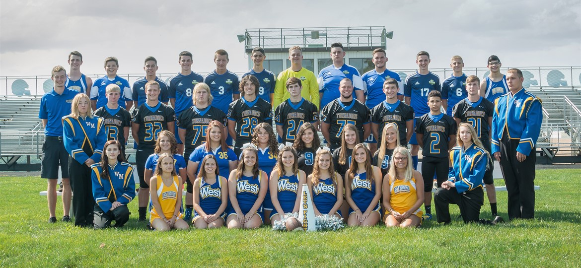 West M Fall Sports Seniors
