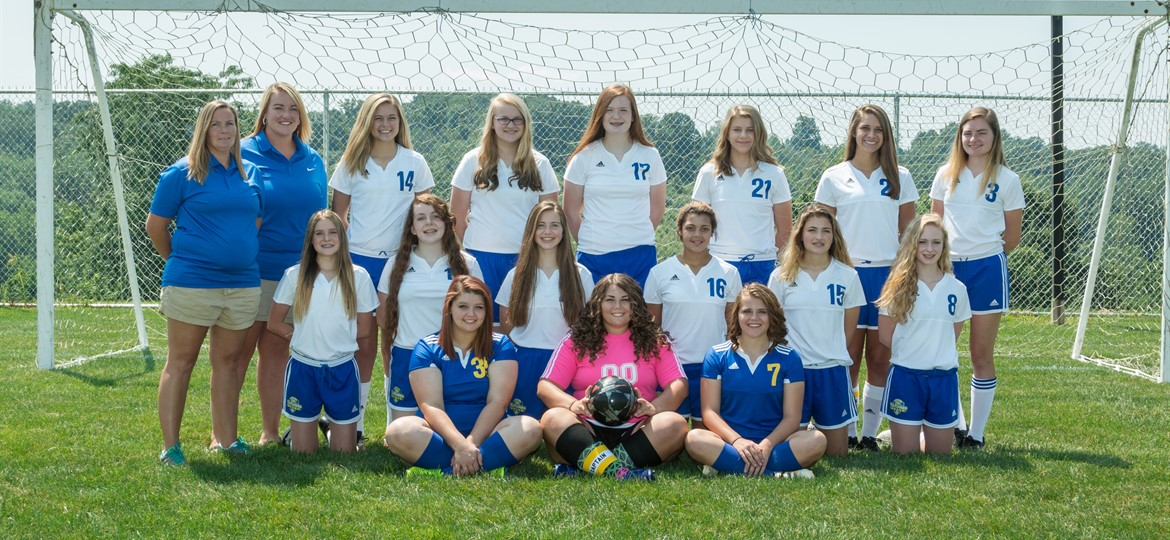 West M Girls Varsity Soccer Team