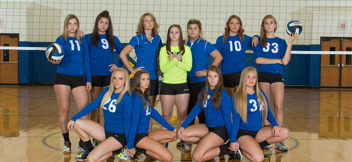 West M Varsity Volleyball