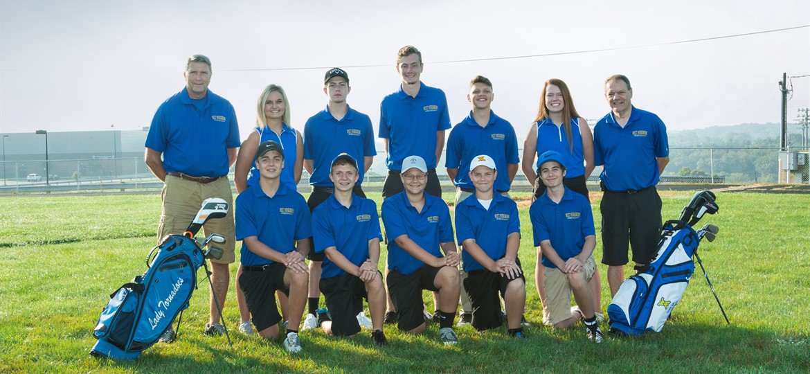 West M Golf Team
