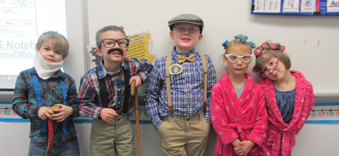 Elementary 100th Day