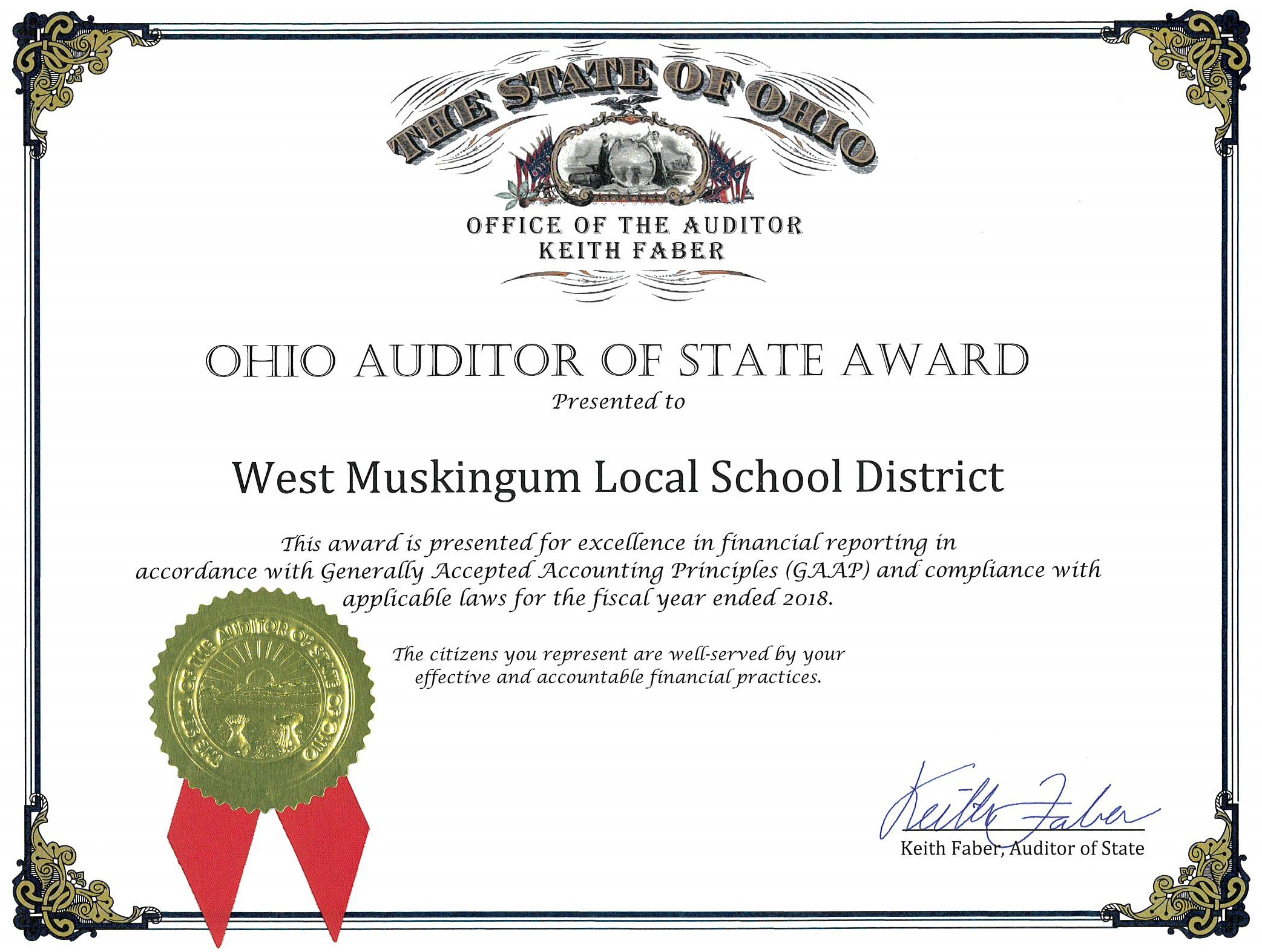 Auditor of State
